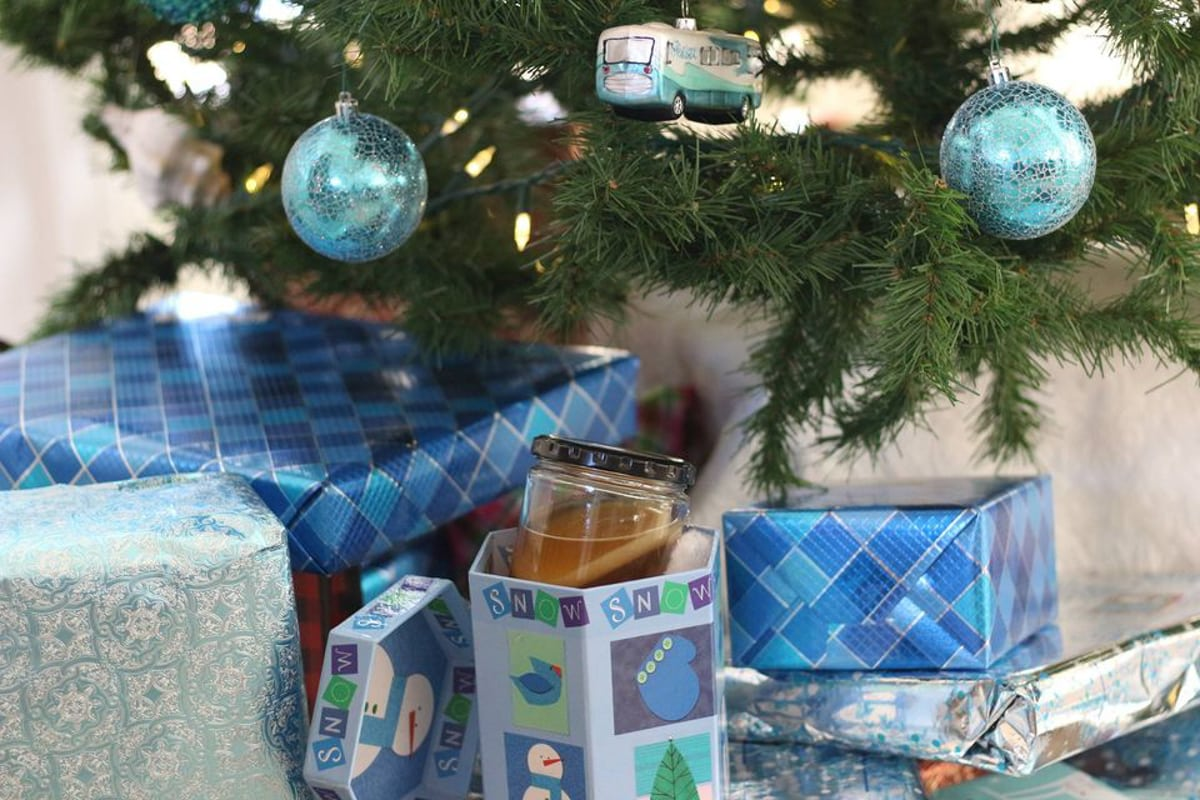 scoby christmas present