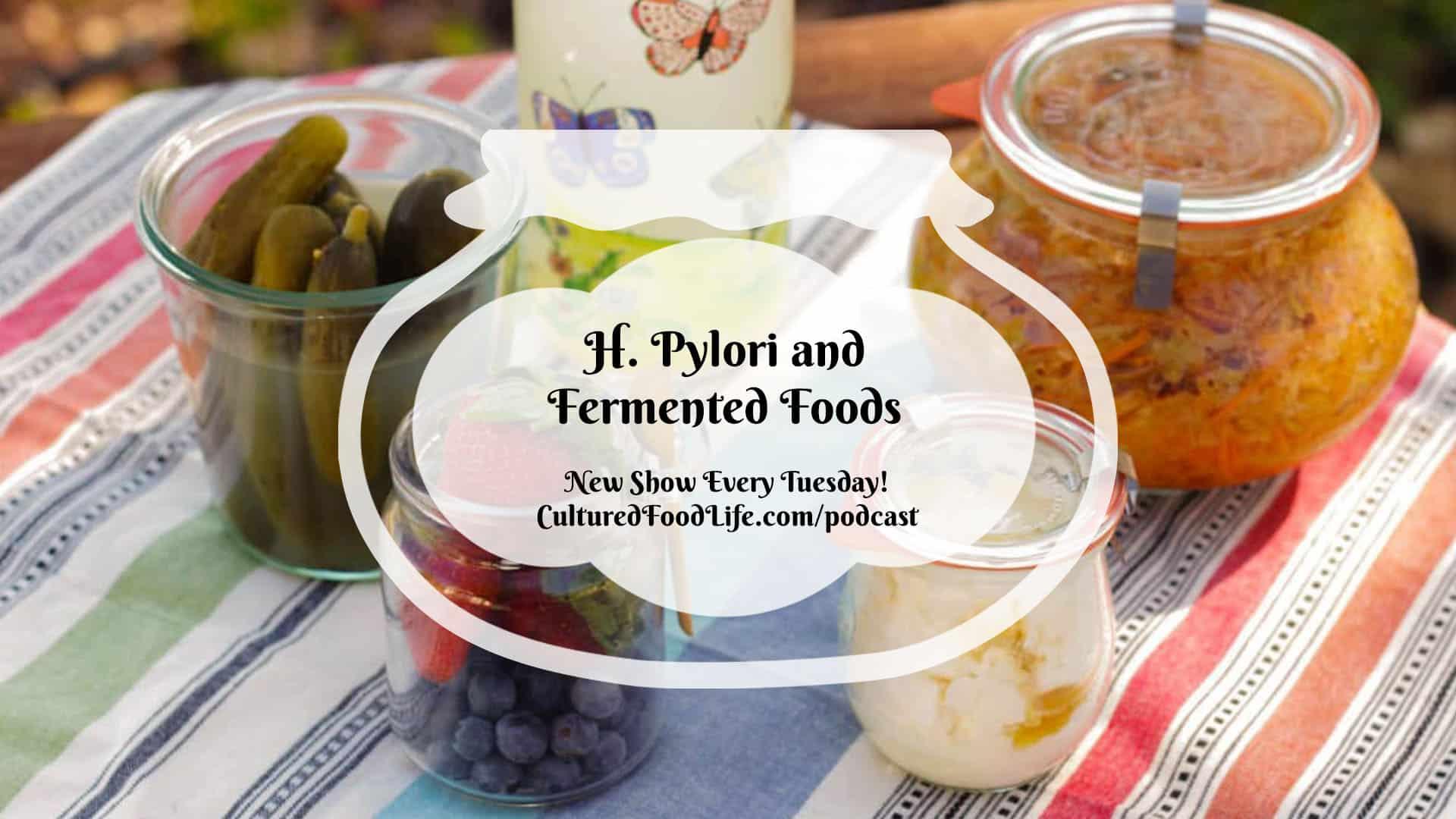 H. Pylori and Fermented Foods Full