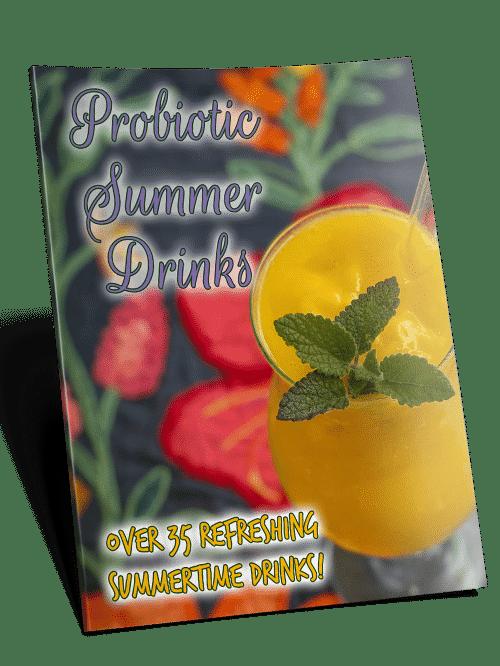 Probiotic Summer Drinks 2021
