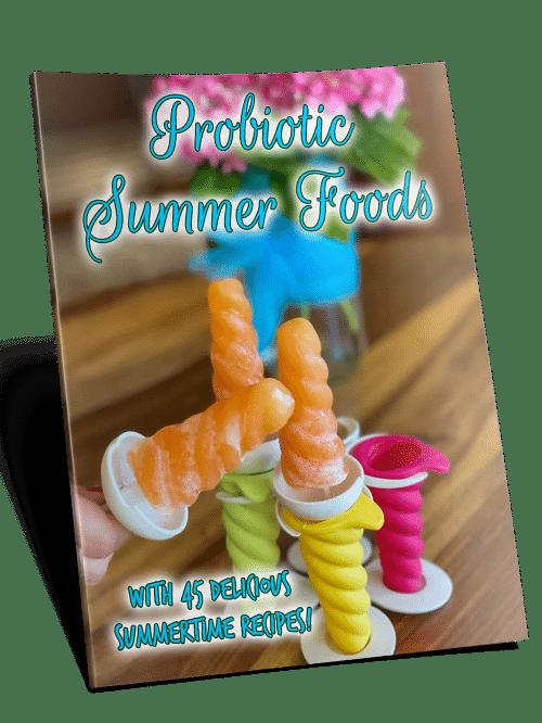 Probiotic Summer Foods 2021