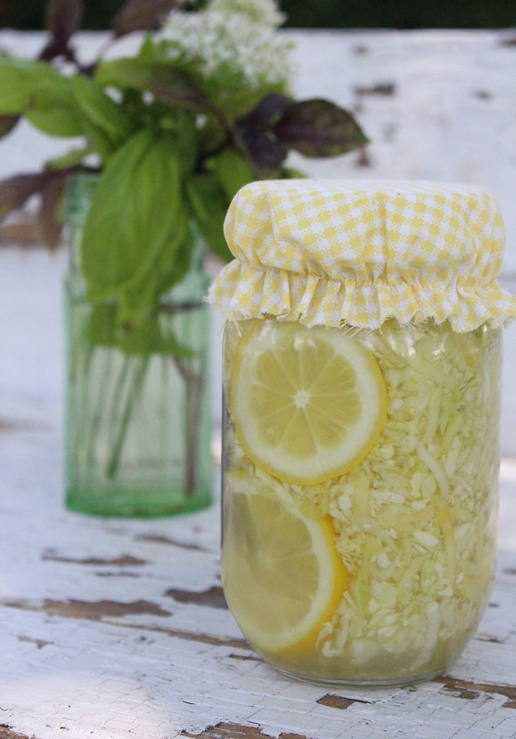 Lemon Kraut