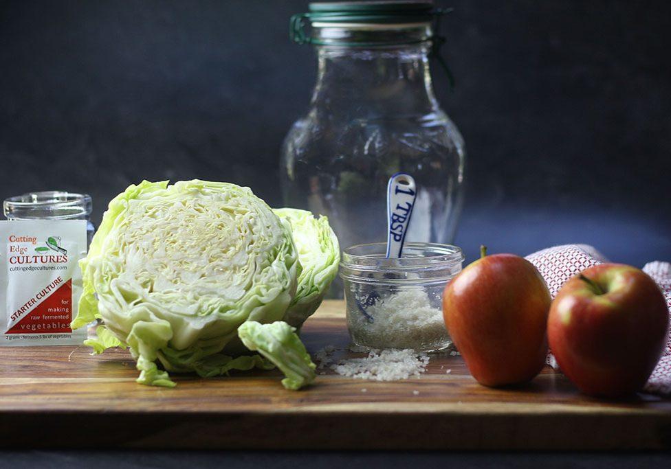Making Cultured Vegetables
