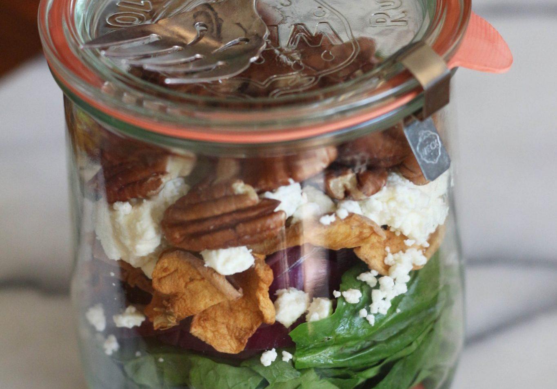 fermenting jar
